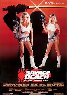 Savage Beach 1989