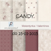 Candy w Paper Passion do 25-01-2015