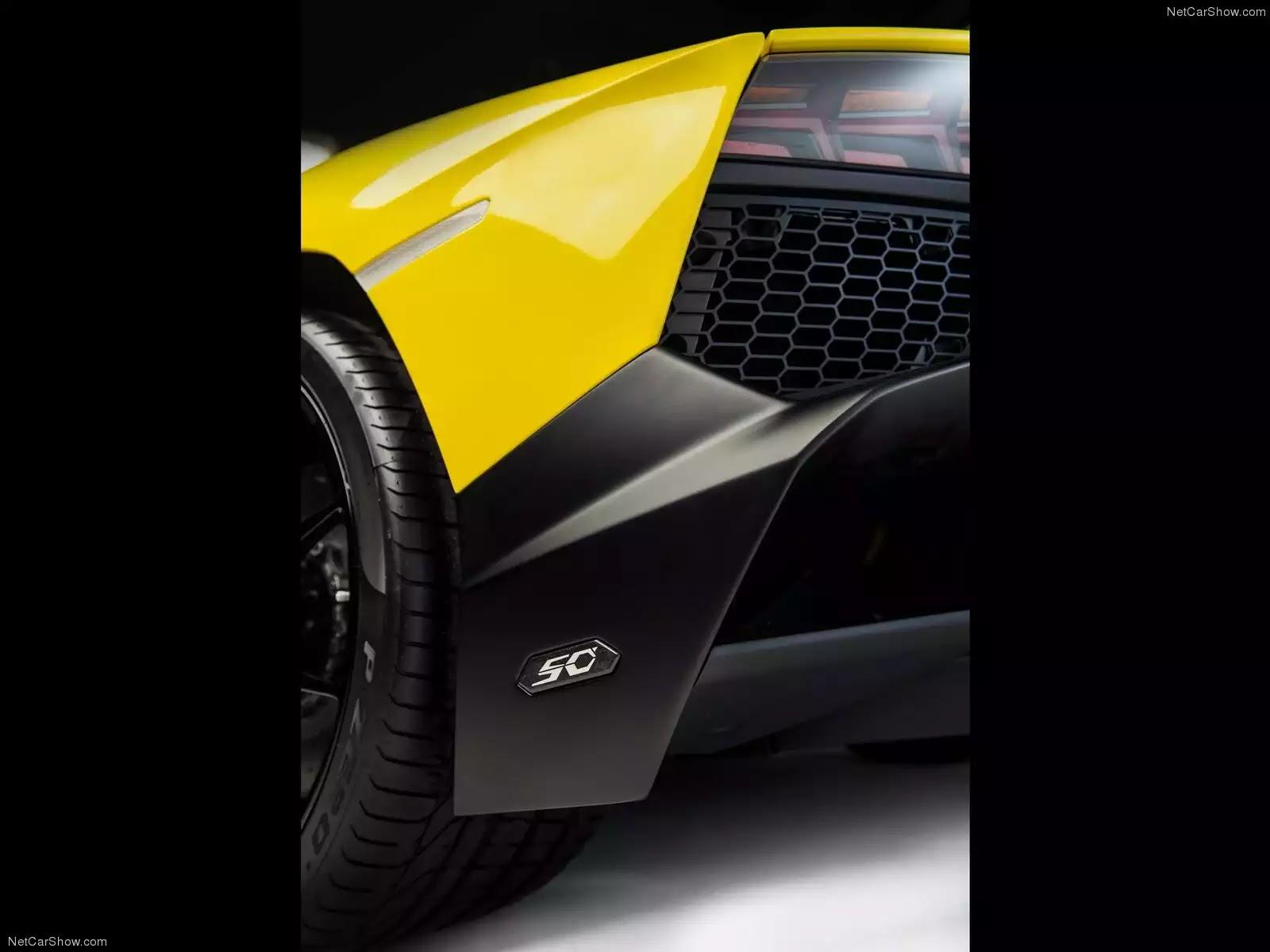 Hình ảnh siêu xe Lamborghini Aventador LP720-4 50th Anniversary 2013 & nội ngoại thất