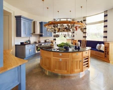 Diseño de Cocinas Circulares
