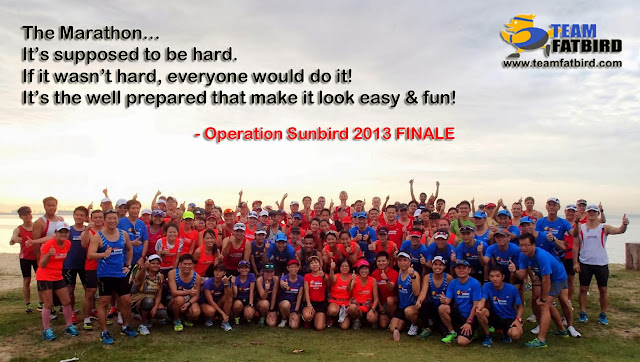OPS SUNBIRD 2013: OPERATION FINALE
