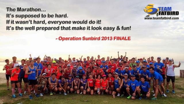OPS SUNBIRD 2013: OPERATION FINALE