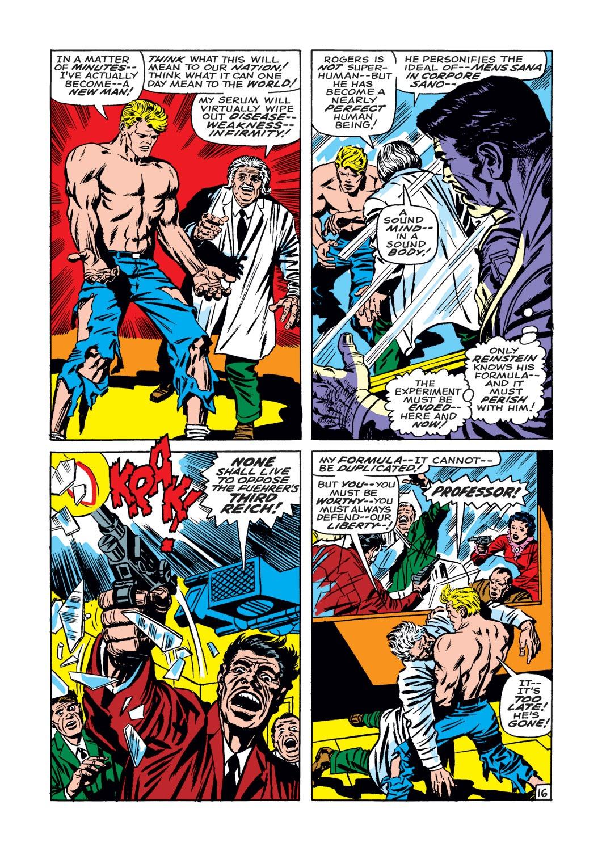 Captain America (1968) Issue #109 #23 - English 17