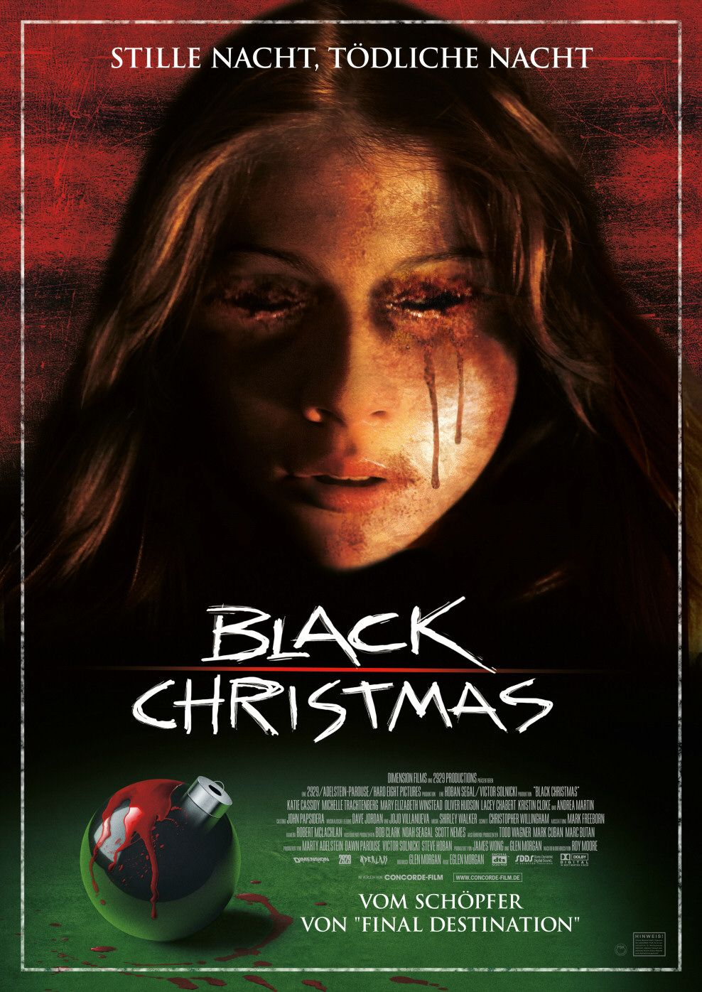 Black Christmas 2006 Movie