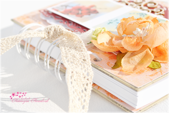 notes scrapbooking