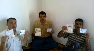 الجيش الحر يقبض على ثلاث افراد من المخابرات الايرانية في ريف حلب