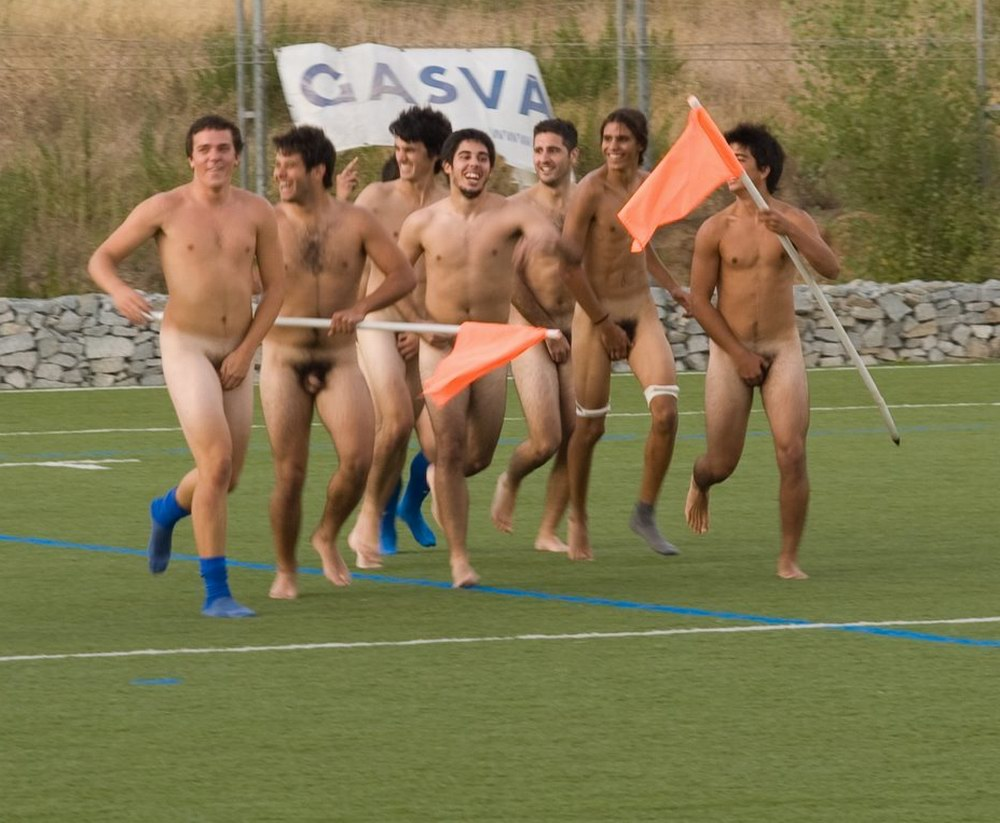 naked black men sports