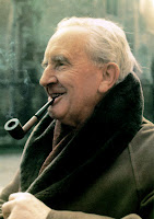 J.R.R. Tolkien author photo