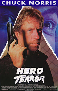 Ver online: El héroe y el terror (Hero and the Terror) 1988
