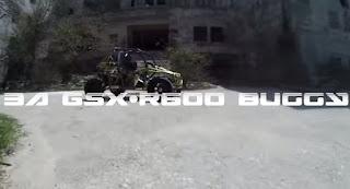 Ελληνικό Αγωνιστικό Buggy σε δράση... [video]