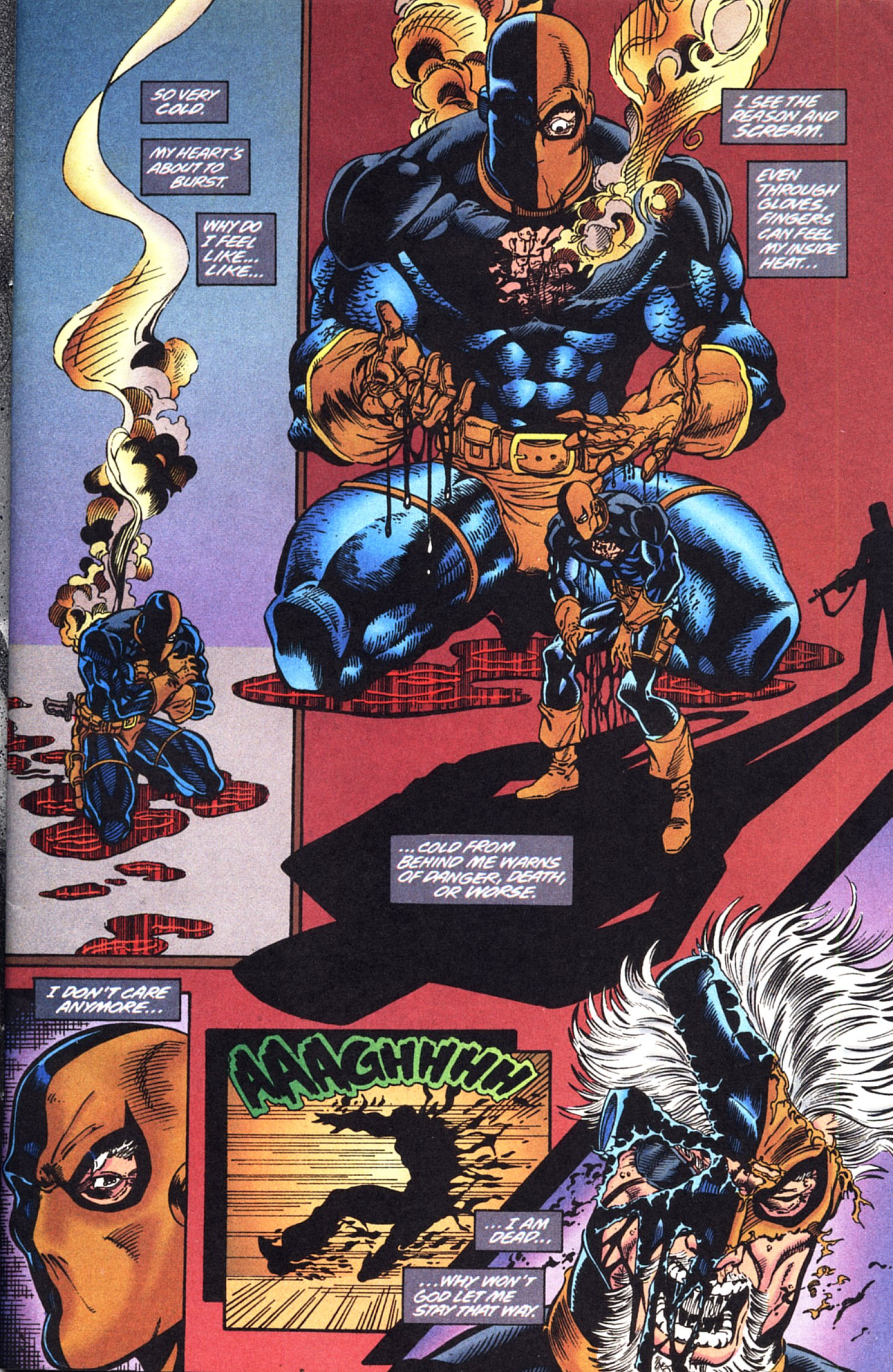 Deathstroke (1991) Issue #52 #57 - English 2