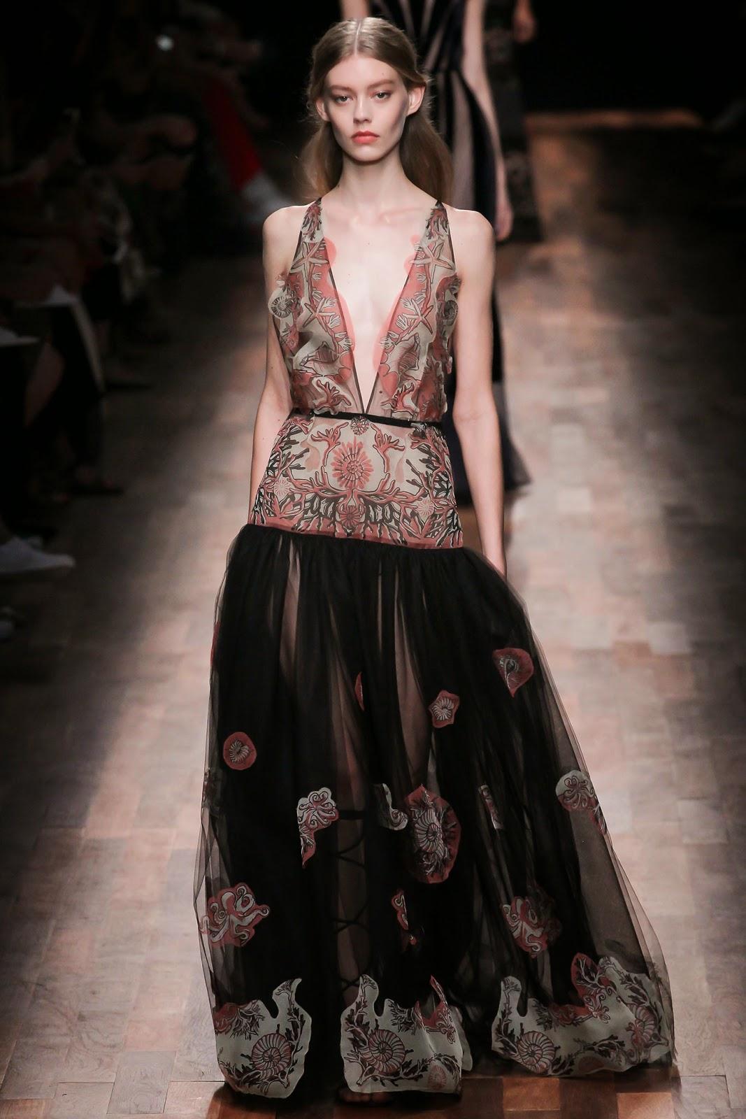 valentino 2015 summer 2016 trend women dress74 Valentino 2015 samling, våren sommaren 2016 Valentino klänning modeller, Valentino kväll klänning nya säsongen kvinnors kjolar modeller