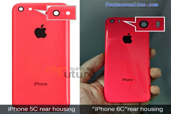 Photo-Realistic Appearance Of The IPhone 6C 1