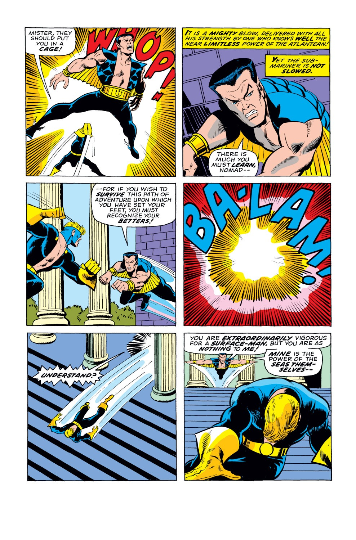 Captain America (1968) Issue #181 #95 - English 4