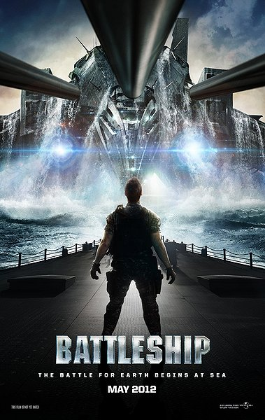 Battleship imax movie