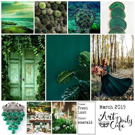 ArtDailyCafe_look fresco y color esmeralda