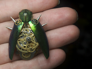 Steampunk Bug