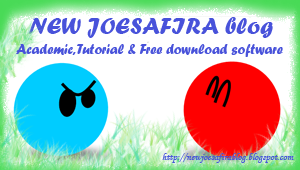 NEW JOESAFIRA blog