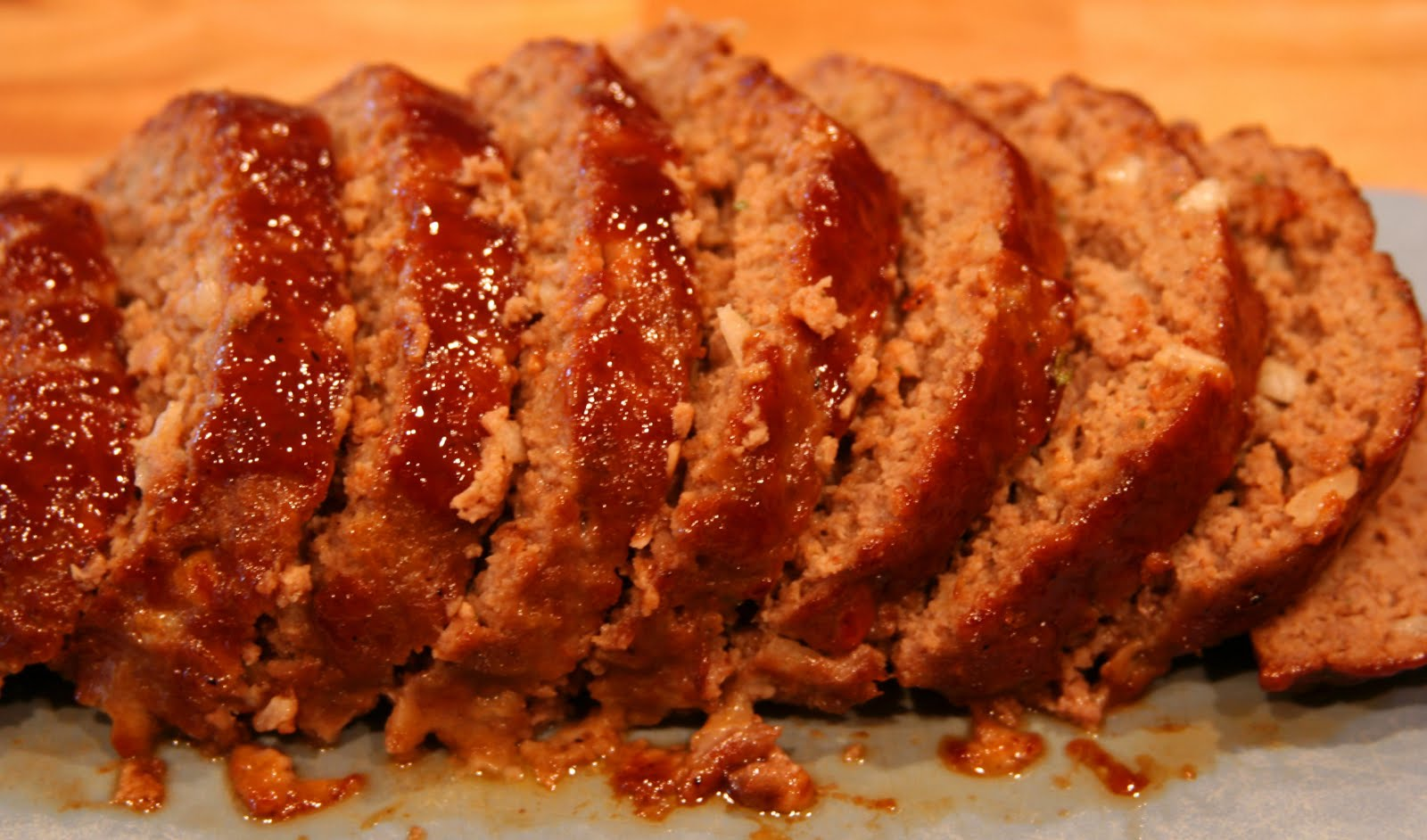 Weight Watchers Recipies: Mom's Meat Loaf - 5 points