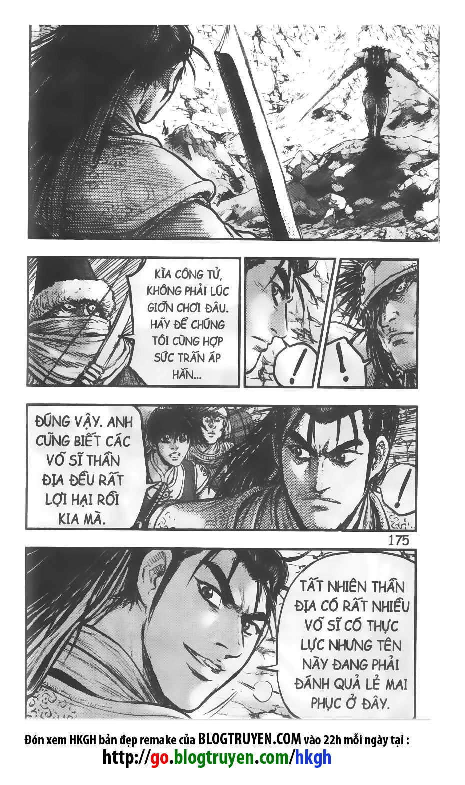 Hiệp Khách Giang Hồ chap 411 Trang 11 - Mangak.info