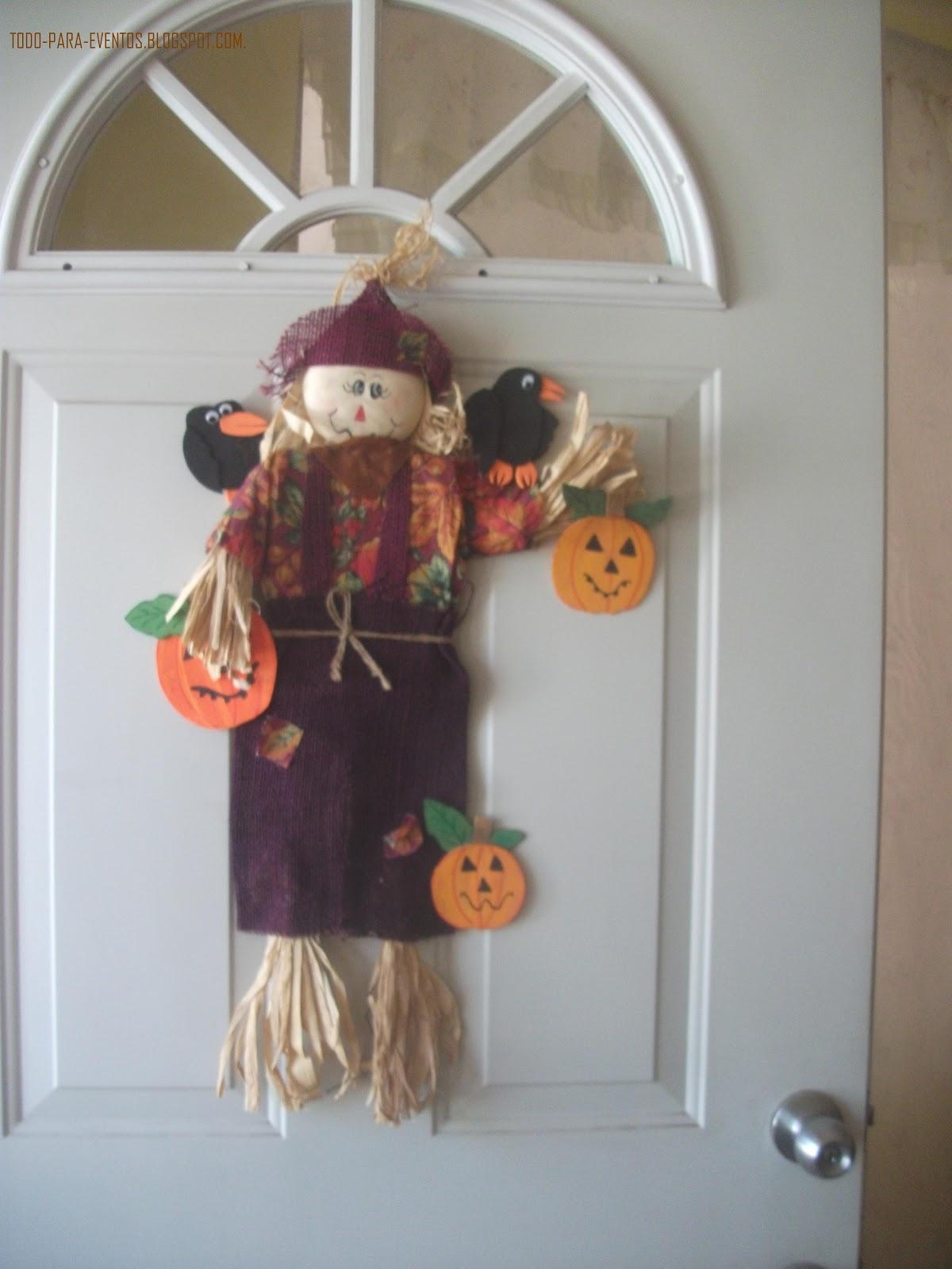 Todo para eventos decoracion de puertas for Decoracion de la puerta de entrada
