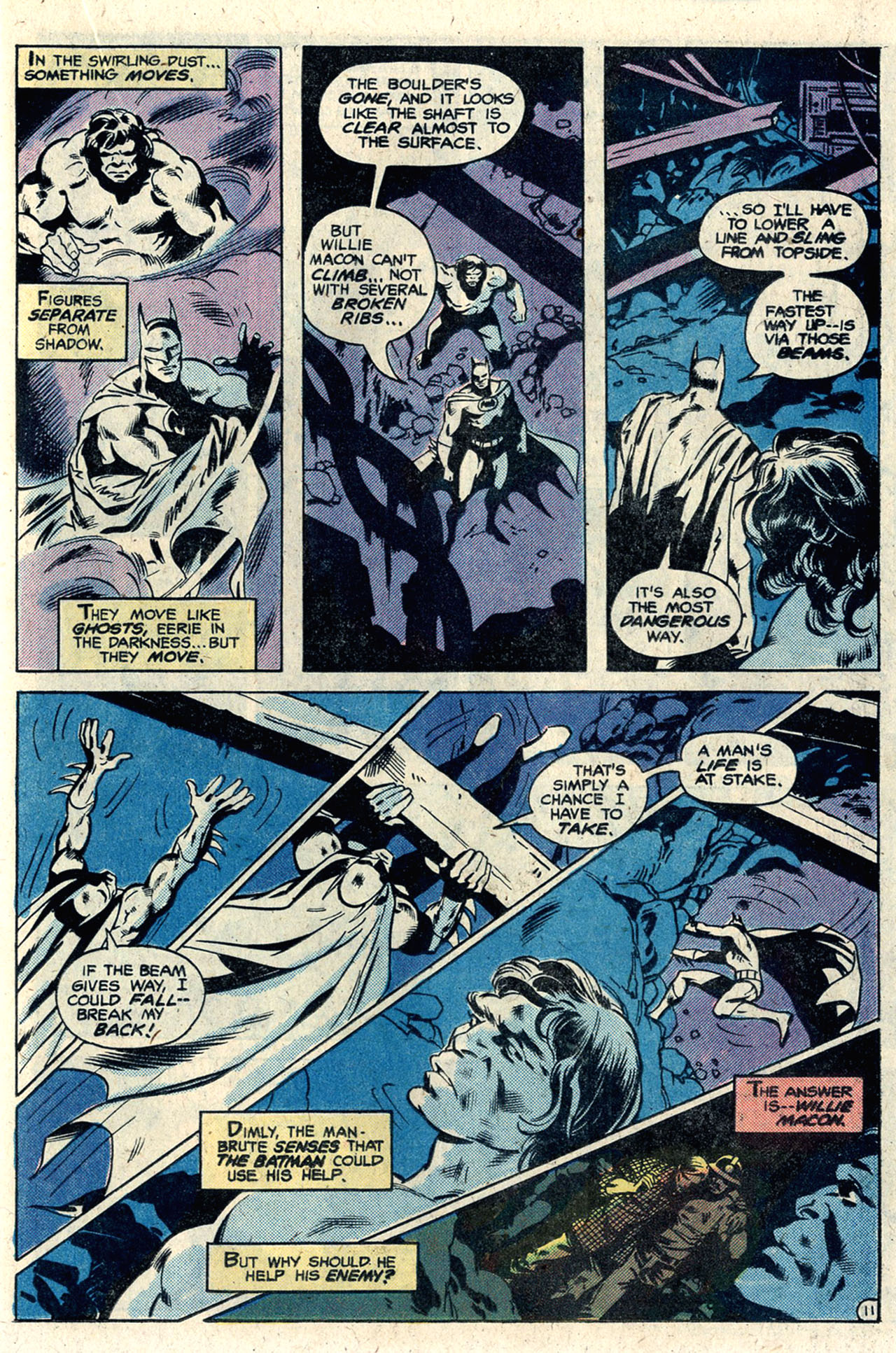 Detective Comics (1937) Issue #499 Page 15