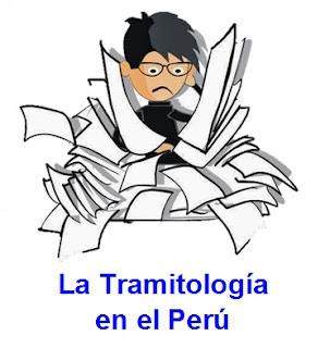 la tramitologia en el Perú 2015