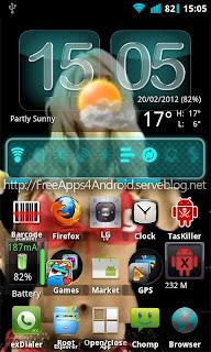 Bikini Girl Screen Washer LWP Free Apps 4 Android
