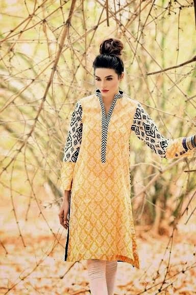 Kurti/Kurta Fashion by Cynosure Summer Clothes