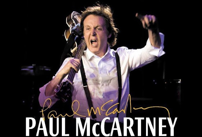 PAUL McCARTNEY IN LIMA PERU