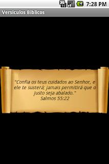 Versiculos Biblicos app Android