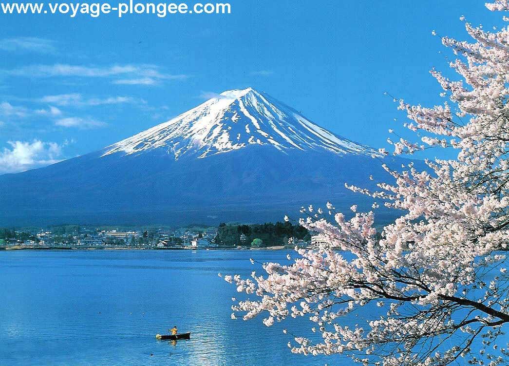Est une montagne du centre du japon qui se trouve sur la côte sud de