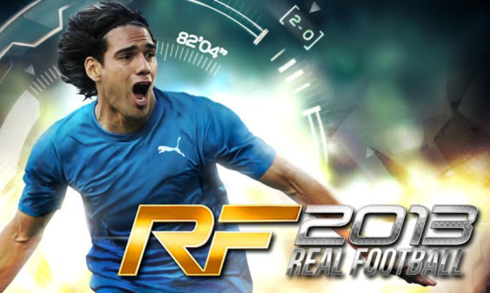 Real Football 2013 APK + OBB v1.6.4h [Mod dinero]