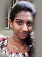 Erandi Kanchana of Gampaha Rathnawali Balika Vidyalaya