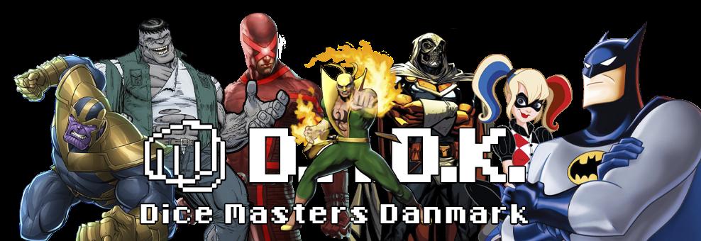 Dice Masters Danmark