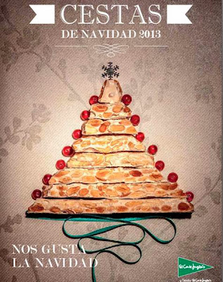 Cestas de navidad 2013 el corte ingles for El corte ingles navidad
