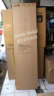 Packing Kardus Tandu Emergency CPR Board YDC-7B2