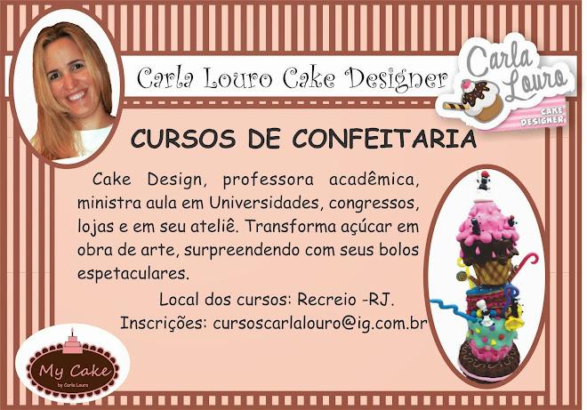 Curso De Cake Design Viseu : Curso de bolos Profa. Chef Carla Louro: CAKE DESIGNER I ...
