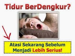 Petua Atasi Masalah Tidur Berdengkur