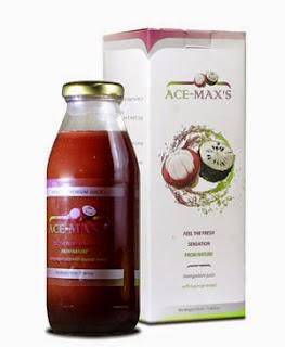 Ace maxs juice Manggis plus Sirsak