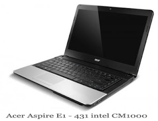 Acer Aspire E1 - 431 intel CM1000