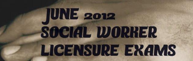 Social Worker Licensure Exams