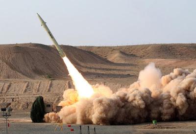 Irã realiza novo teste de míssil de médio alcance e viola resoluções da ONU