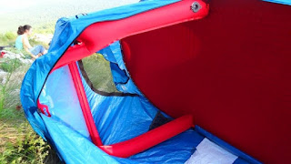 Mammut Bivy with Inflatable Mat