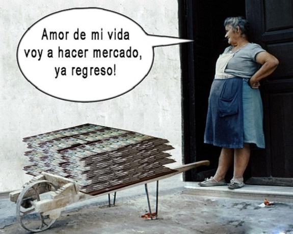 En 2015 Venezuela entró en hiperinflación e48fe0e95e1