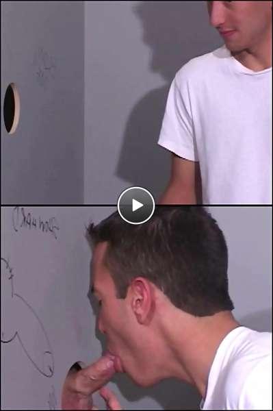 gay gloryhole tube video