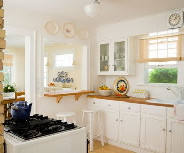 Best decorating ideas small kitchen decorating ideas for Small kitchen decor