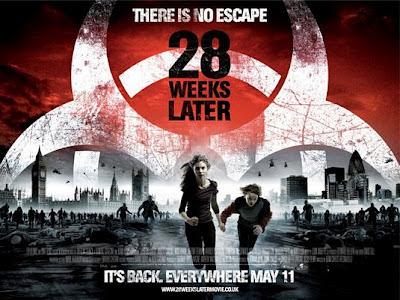 Jeremy Renner, Imogen Poots, Rose Byrne, 28 Weeks later, Danny Boyle, Fresnadillo, Idris Elba