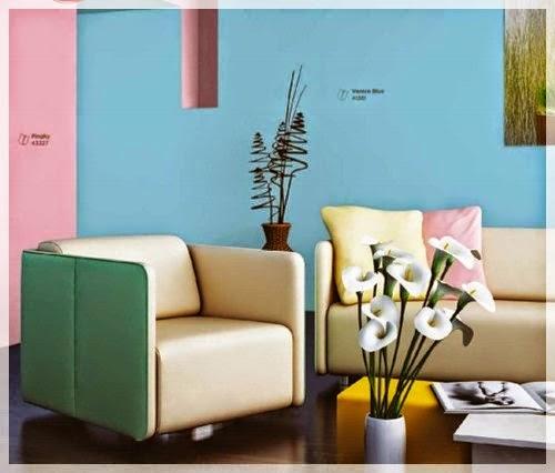 Arti Warna Cat Rumah yang Baik Menurut Fengshui