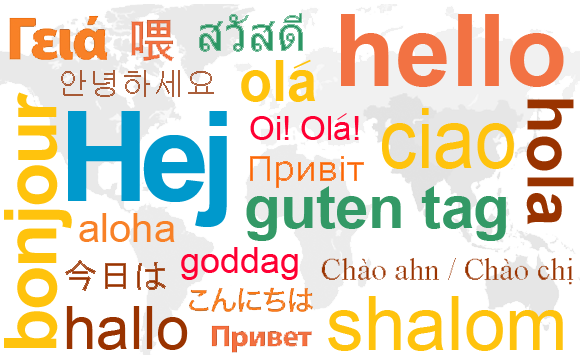 Which language??